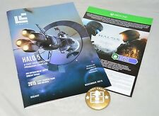 Rare Loot Crate Issue 29 December 2015 Magazine & Pin Back Button Galaxy Issue!