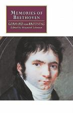 Canto Original Ser.: Memories of Beethoven : From the House of the...