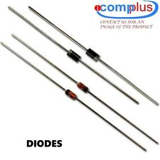 5x BYD17G DIODE-MELF Avalanche 400V 1.5A