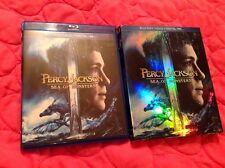 PERCY JACKSON: SEA OF MONSTERS BLU-RAY +DVD 2013 MOVIE
