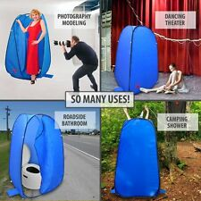 Portable Changing Tent Room Pop Up Portable Camping Shower Pool Outdoor Indoor