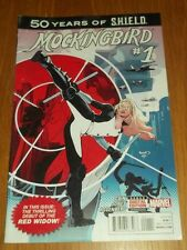 MOCKINGBIRD #1 MARVEL COMICS 50 YEARS OF S.H.I.E.L.D.