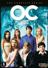 THE OC O.C. Newport Beach BOX SET 25 DVD l'intégrale COFFRET COMPLETE SERIE