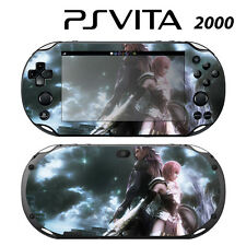 Vinyl Decal Skin Sticker for Sony PS Vita Slim 2000 FF Lightning 1