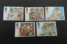 GB MNH STAMP SET 1994 Christmas Nativity SG 1843-1847 10% OFF FOR ANY 5+