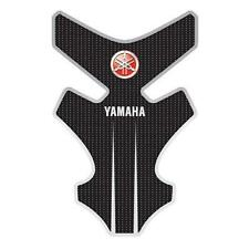 Yamaha MT-03 FZ6R YZF-R1 YZF-R15 FZ8 Genuine Tank Pad - Black and White
