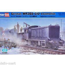 Hobby Boss 1/72 82913 German WR360 C12 Locomotive Model Kit HobbyBoss