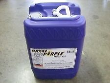 5 Gallon Royal Purple 10w30 Synthetic Motor Oil 05130