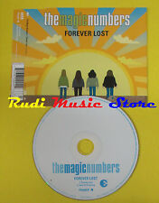CD Singolo THE MAGIC NUMBERS Forever Lost EU HEAVENLY 2005 no lp mc dvd (S15)