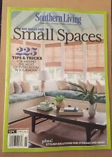 Southern Living Special Big Ideas For Small Spaces Tips Trick 2014 FREE SHIPPING