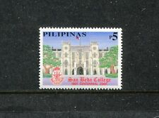Philippines 2718 MNH, 2001, March 9.  San Beda College Centennial