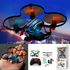 US! MINI RC Quadcopter UFO 2.4GHz 4CH 6-Axis GYRO Nano Helicopter Drone RTF Toys