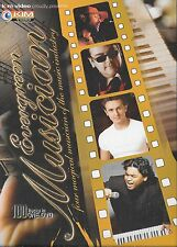 EVERGREEN MUSIKER-BOLLYWOOD BERÜHMTE STAR TOP 100 SONGS DVD