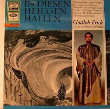 """En este santo pasillos-por fortuna Frick-Flauta Mágica, Don Carlos 12"""" LP (l66)"""