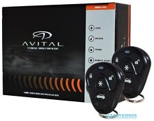 Avital 4103 Remote Start with Keyless Entry / Avital 4105 Car Starter NEW MODEL
