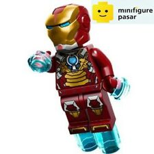 sh073 Lego Super Heroes 76008 - Iron Man with Heart Breaker Armor Minifigure New