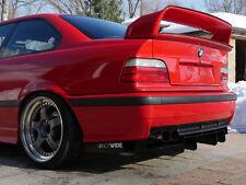 BMW e36 Rear Diffuser custom made FANCYWIDE