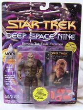 1993 Playmates Star Trek Deep Space Nine - Morn - Mint on Card!