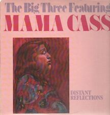 "THE BIG THREE FEATURING MAMA CASS ""Distant Reflections"" NEW FACTORY SEALED LP"