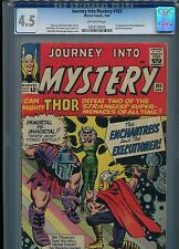 Journey Into Mystery #103 (1st Enchantress) CGC 4.5 OWP