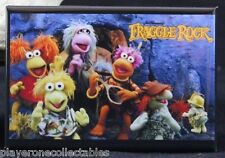 "Jim Henson's Fraggle Rock 2"" X 3"" Fridge / Locker Magnet. The Muppets"