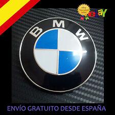 EMBLEMA LOGO INSIGNIA BMW DE 82MM REF 51148132375 capo y maletero desde ESPAÑA