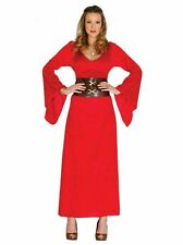 RED WOMEM GAME OF THRONES FANCY DRESS ADULT LARGE