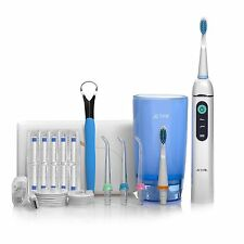 Jetpik JP200 Elite Rechargeable Electric Dental Flosser Oral Irrigator with Plus