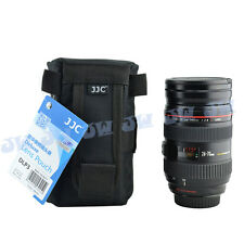 Deluxe Lens Pouch for Canon EF 24-70mm f/4L IS USM, EF-S 55-250mm f/4-5.6 IS STM