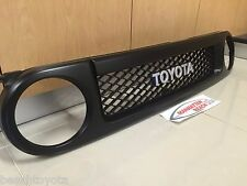2007-2015 FJ CRUISER TRAIL TEAM BLACK OUT GRILLE 53100-35B00 GENUINE OEM NEW