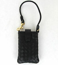 $440 NEW BOTTEGA VENETA Leather Card Holder Cell Phone Case 172765 v0013 1000