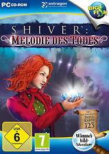 SHIVER * MELODIE DES TODES *  WIMMELBILD-SPIEL  PC CD-ROM