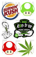 , Weed, Kit 03, Car, Sticker, JDM, Drift, Van, Bike
