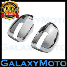 06-12 Toyota RAV4 Rav 4 Triple Chrome plated Mirror Cover with turn Signal Hole