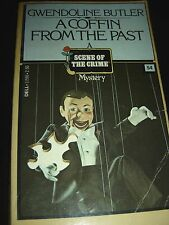 A Coffin from the Past by Gwendoline Butler Nov 1982 Paperback
