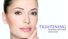 SKIN TIGHT *INSTANT TIGHTENING FIRMING FACE LIFT SERUM *CHICORY,PEPHA TIGHT,DMAE