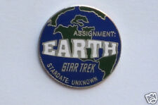 Star Trek Assignment Earth Original Series Episode Pin Badge STPIN7955