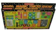 30 piece MAGIC TRICKS SET / TOY MAGIC SET