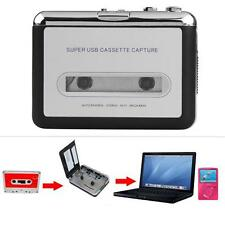 Tape to USB Flash Drive MP3 CD Converter Audio Music Player Walkman Accessory