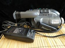 PANASONIC PV-L580D VHS CAMCORDER Video Camera w/ Battery Charger