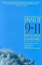 INSIDE 9-11 WHAT REALLY HAPPENED Hardcover Dust Jacket 1st Edition 2002 NEW