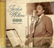 JACKIE WILSON 'NYC 1961-1966' - 2CD Set on ACE #1428