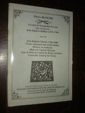 Un curé de Nampcelles-la-Cour sous la terreur - P. Bloume (envoi) 1994 Thiérache