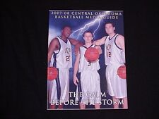 2007-08 University of Central Oklahoma Basketball Media Guide