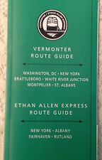 Amtrak's Vermonter / Ethan Allen Express Route Guide