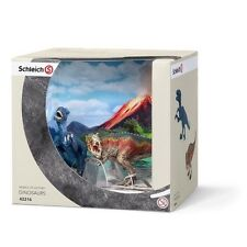 T-Rex and Velociraptor Dinosaur Set, Schleich  - model 42216