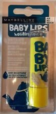 Maybelline BABY LIPS Holiday Spice Chai Tea Latte lip balm 8 hour moisture NEW!!