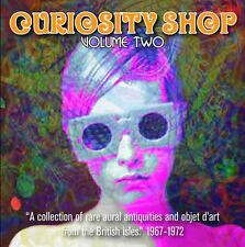 VARIOUS - Curiosity Shop Volume Two. New CD + sealed ** NEW **