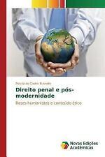 Direito Penal e Pos-Modernidade by De Castro Busnello Priscila (2015, Paperback)