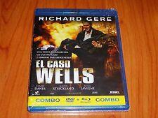 EL CASO WELLS - COMBO (DVD+Bluray) - English/Español - Precintada